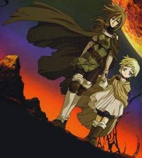 avenger / мститель ost аниме