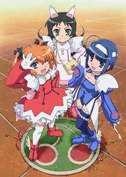 Kaitou Tenshi Twin Angel ~Kyun Kyun Tokimeki Paradise!!~